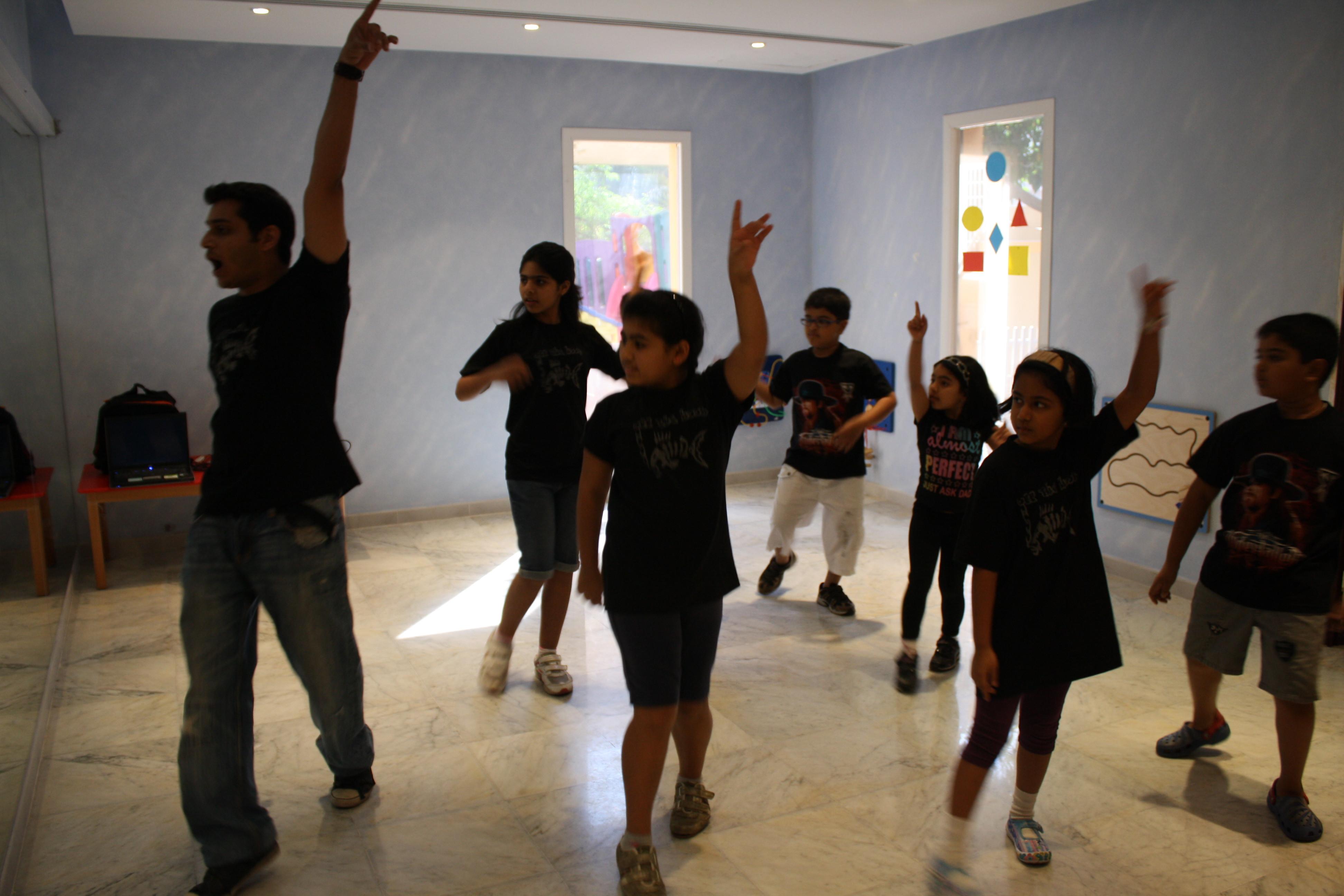Jumeirah 2 Dance Classes (Kids)