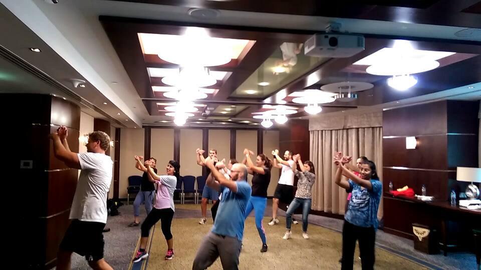 Jumeirah 2 Dance Classes (Adults)