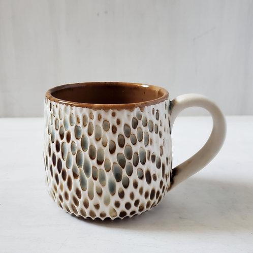 Polypore Mushroom Mug