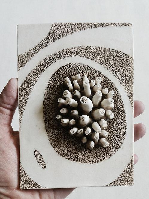 Organic textured tile #1