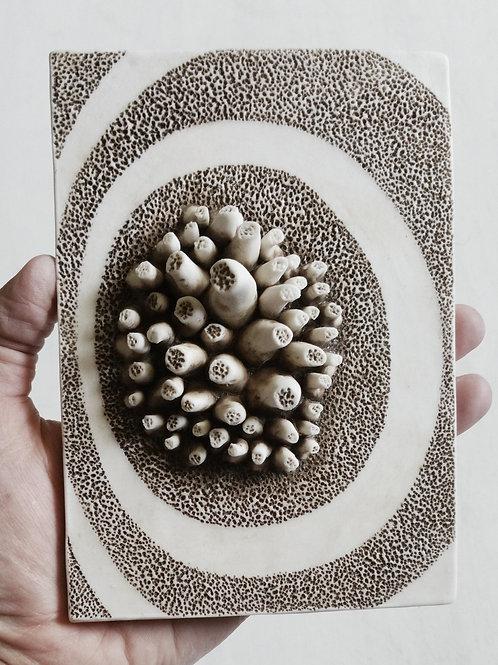 Organic textured tile #2
