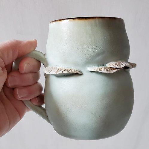 Shelf fungi mug