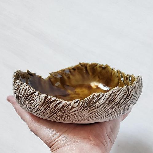 Rustic Driftwood Bowl