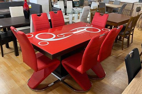 Akciós Flóra Plusz Asztal + Lord Szék
