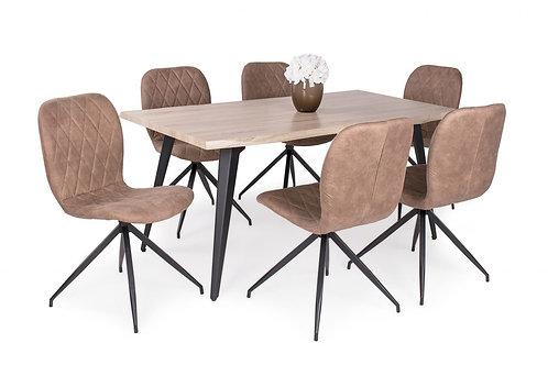 Tina Asztal + Amazon Szék