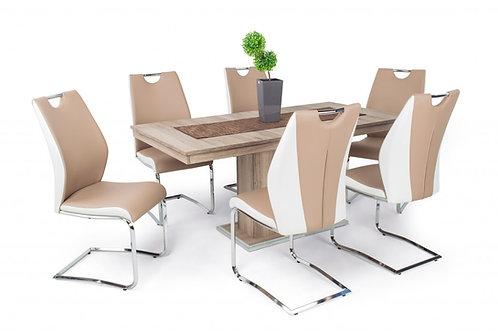 Flóra Asztal + Adél Szék