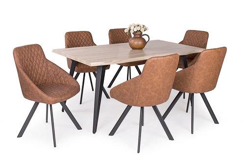 Tina Asztal + Domino Szék