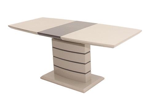 Aurél Magasfényű Asztal