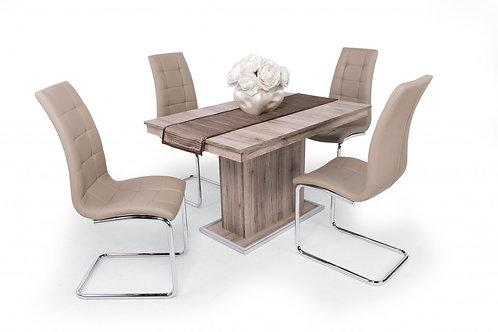 Flóra Asztal + Emma Szék