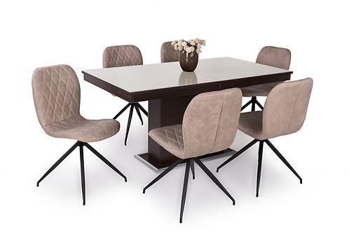 Flóra Plusz Asztal + Amazon Szék