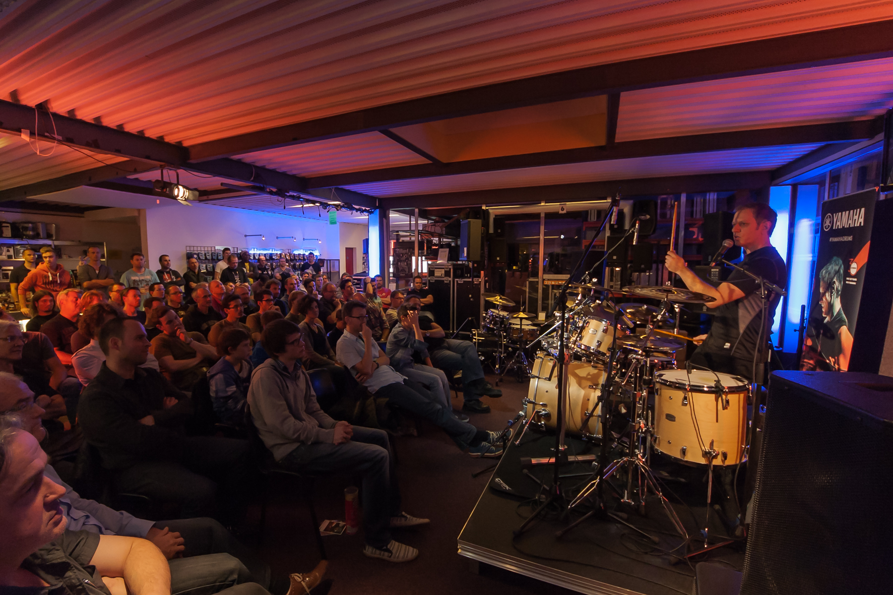 Workshop Dave Weckl