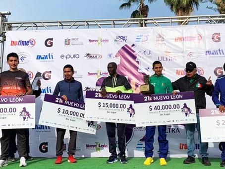 Dos mexicanos dan marca para Mundial de Medio Maratón
