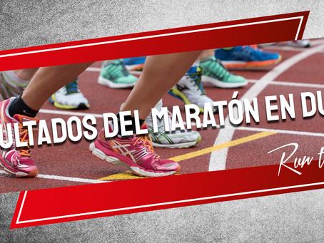 Así se vivió el XXI Standard Chartered Dubai Marathon
