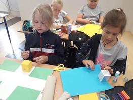 Praca w grupie - Klasa 2