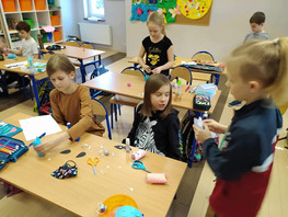 Sowy w klasie drugiej