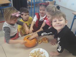 Halloween w PPSP w Zgierzu
