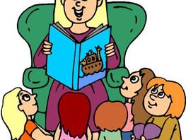 """""""Głośne czytanie dzieciom"""""""