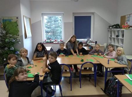 Warsztaty świąteczne klas 1-3
