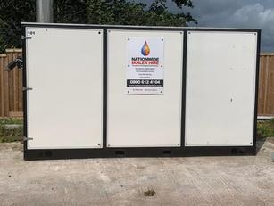 750 kW Temporary Boiler
