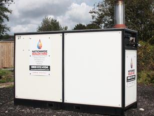 250 kW Temporary Boiler