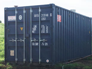 2500 kW Temporary Boiler
