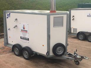 300 kW Mobile Boiler