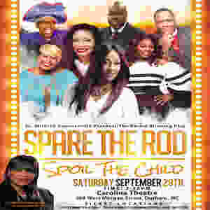 Trish Harleston Ministries serves as Spiritual Supporter of Spare the Rod, Spoil the Child