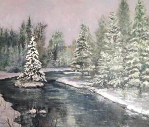 Kellogg Island Painted-Sara Haveman