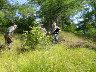 Erosion Assessment Training