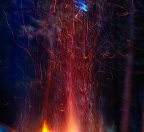 Campfire - George Safranek