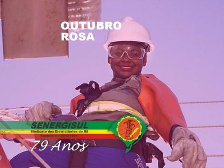 Outubro Rosa: A prevenção é uma das maiores premissas de nossa profissão.