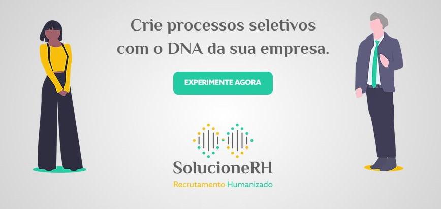 Ferramenta de criação de Processo Seletivo - SolucioneRH