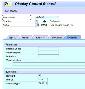 SAP IDoc Tips and Templates