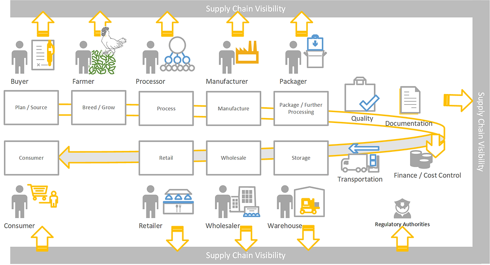 Supply Chain Visibility and Traceability
