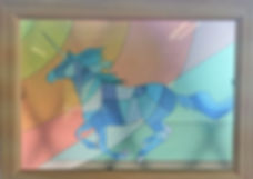 オリジナルステンドガラス