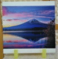 タイルに景色を印刷