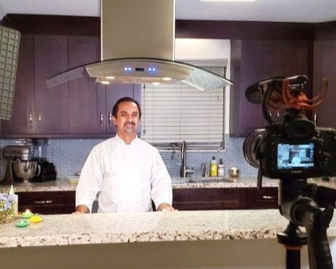 Private Zoom Cooking Demo