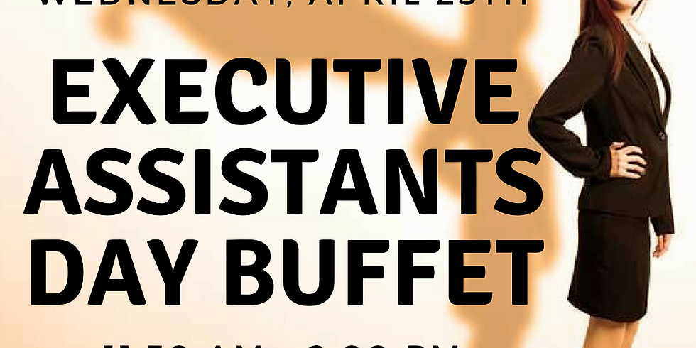 Executive Assistants Day Buffet