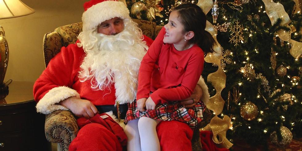Gala Brunch with Santa