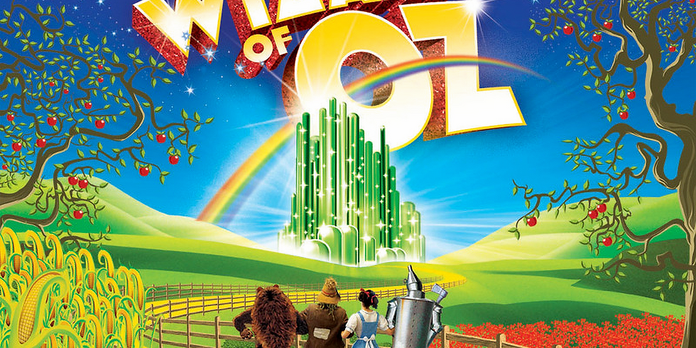 """""""The Wizard of Oz"""" Live Musical"""