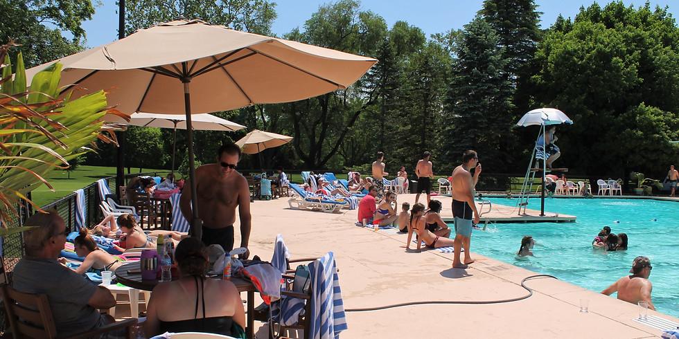 Cabana Pool Party