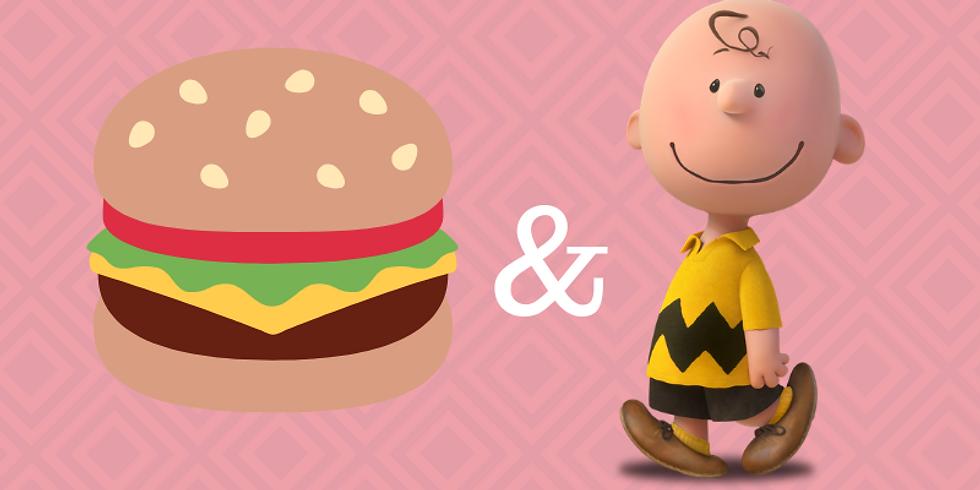 Family Burger & Movie Night