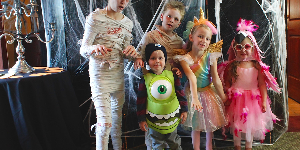 Children's Pumpkin Patch Party