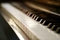 piyano tuşları