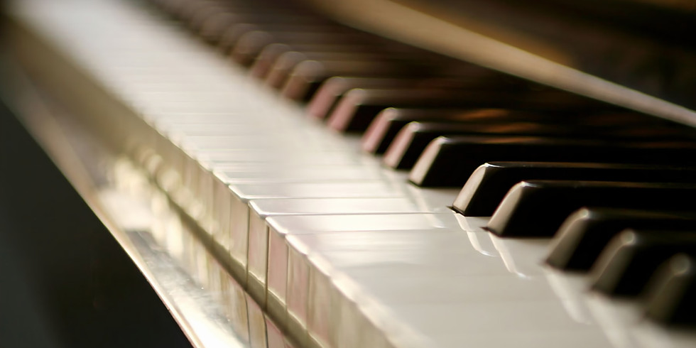 Piano by Sharon