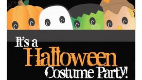 Halloween Extravaganza & Costume Party