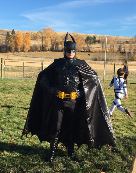 Riverstone's Own Batman