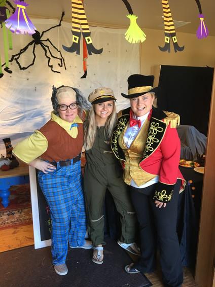Our Kinda Goofy Staff...