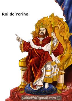 Roi Yeriho