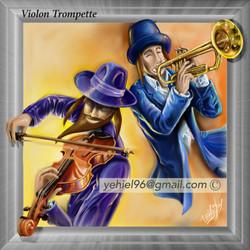 Violon Trompette